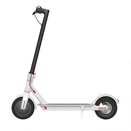 Электросамокат Escooter (колеса резина, bluetooth, тормоз)