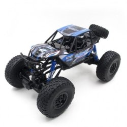 Радиоуправляемый краулер MZ Blue Climbing Car 1:10 - MZ-2837-B
